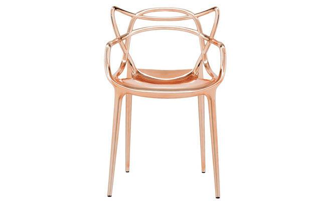 Unique chair combines three different designs