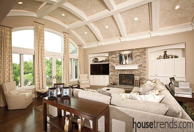 Drool-worthy great room design