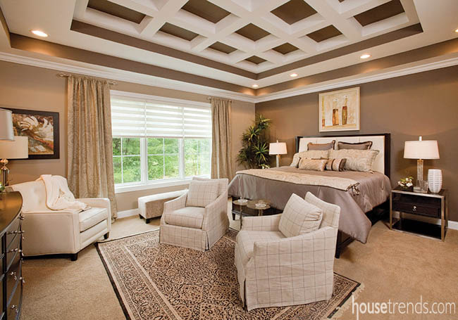Master bedroom ideas draw you in
