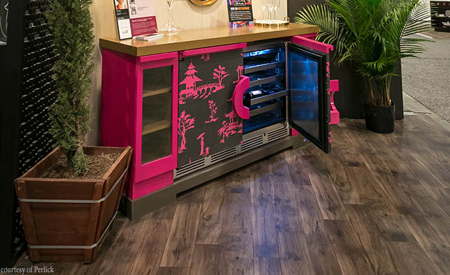 Undercounter refrigeration for any room