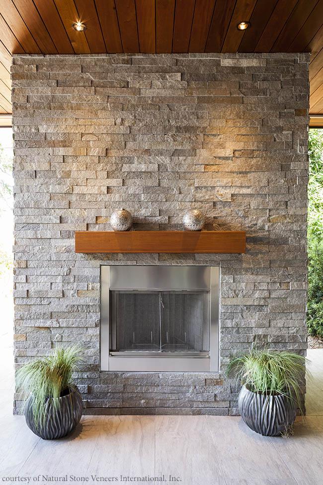 Natural Stone Veneers ǀ Faux Stone Siding ǀ Stone Veneer: Rock And Roll With Stone Veneer