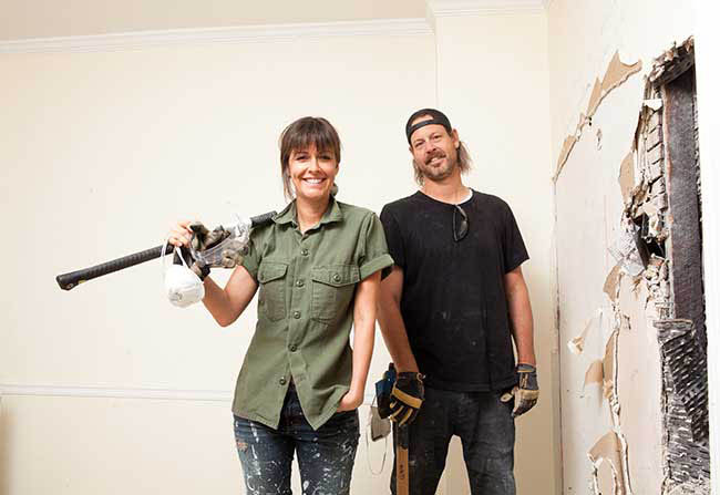 HGTV sibling duo discuss remodeling homes