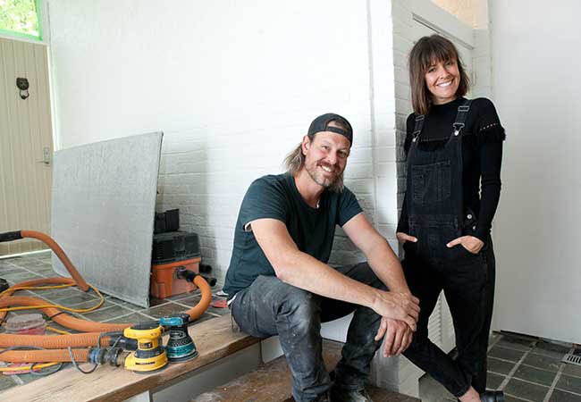 SIbling duo discusses HGTV show and remodeling homes