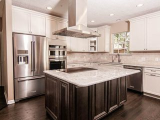 Kitchen remodel by Emerald Contractors