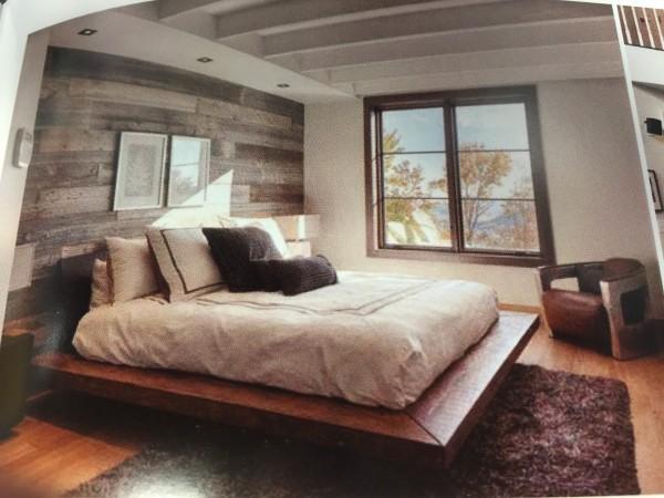 Easy Barnwood Bedroom
