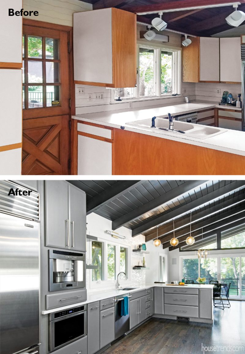 Remodel Is Makeover Magic In Columbus Ohio Housetrends