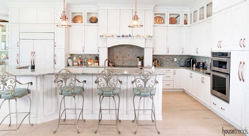 Kitchen remodel is light, bright and beautiful in Tierra Verde