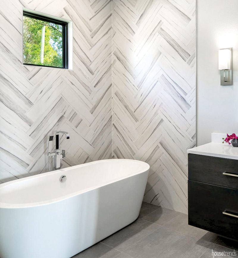 8 Great Master Bathrooms To Recharge The Soul